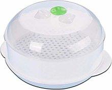 Microwave Steamer Plastic Single-layer Steamer
