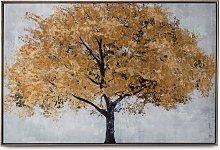 Midas Tree - Framed Canvas Print, 60 x 90cm,