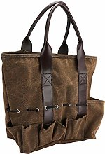 Middle Tool Bag, Tool Canvas with Canvas Made of