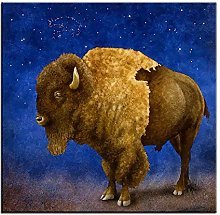 Midnight Thunder Print Oil Painting Wall Painting