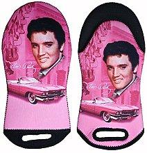 Midsouth Products Elvis Presley Neoprene Oven Mitt
