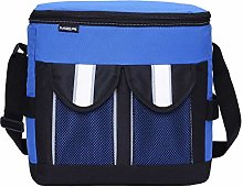 MIER Large Insulated Lunch Bag Foldable Picnic