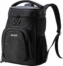 MIER Lightweight Lunch Cool Bag Backpack Soft