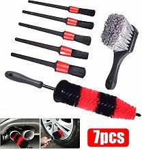 MIFASA Cleaning brush,7Pcs Wheel Brush Kit No