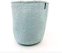 mifuko - Light Blue Basket Large