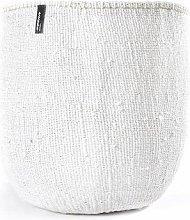 mifuko - White Basket Large