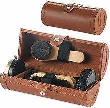 Migaven 7PCS Portable Leather Shoe Polish Shine