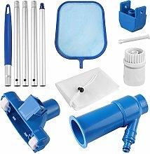 Migaven Pool Cleaning Kit Pool Vacuum Jet Cleaner