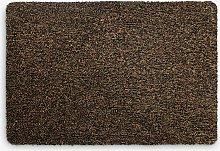 Mighty Mats Micro Door Mat, Brown