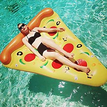 Mihaojianbing Yellow Pizza Floating Row Summer New