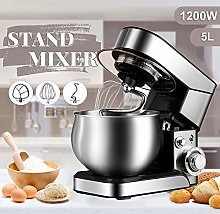 MIJOGO Stand Mixer for Baking, 1200W Professional