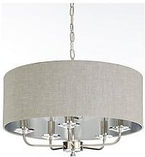 Mika Traditional 5 Light Ceiling Fixture