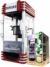 Mikamax - Popcorn Machine – Deluxe - Popcorn