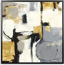 Mike Schick - 'Catalina Gold' Abstract