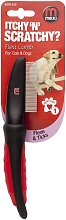 Mikki Easy Grooming Flea Comb (One Size) (Black) -
