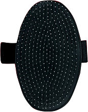 Mikki Grooming Palm Pad (One Size) (Black) -