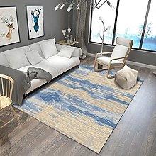 MIKUAP Area Rug Designer Carpet Living Room Color