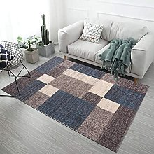 MIKUAP Area Rug in and Outdoor Rug Low Pile Design