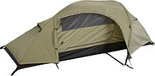 Mil-tec Recom One Person Army Tent Camping Hiking