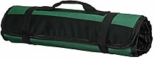 Milageto 22Pockets Chef Cutter Bag Carry Case Roll
