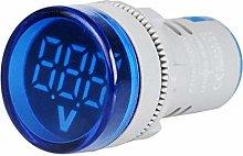 Milageto DIY Round LED Display AC 12-500V Volt -