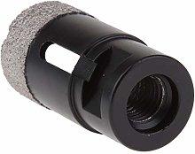 Milageto Dry Diamond Holesaw 6mm-30mm Porcelain -