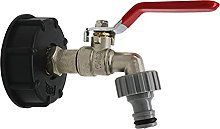 Milageto IBC Water Tank Adapter 1/2''