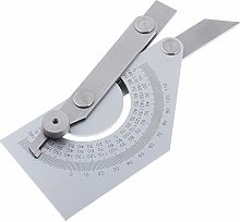 Milageto Protractor Ruler Measure Angle Measuring
