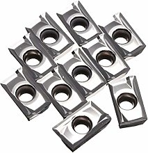 Milageto Set of 10 Wear Resistance Inserts in Box