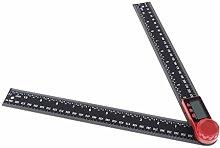 Milageto Stainless Steel Digital Angle Finder