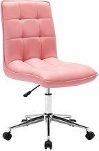 Milam Desk Chair Mercury Row Colour (Upholstery):
