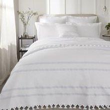 Miles Bedspread, Soft Blue, Super King