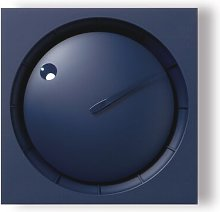 Milian 20cm Wall Clock Brayden Studio Colour: Dark