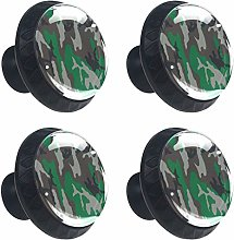 Military Camouflage Cabinet Door Knobs Handles