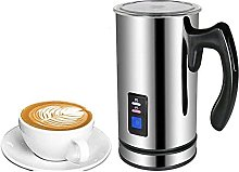 Milk Frother and Warmer, Electric Milk Steamer