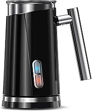Milk Frother, Automatic Hot & Cold Milk Heater and
