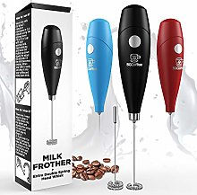Milk Frother - Coffee Frother Electric Whisk -