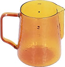 Milk Frother Cup,500ml Milk Frothing Pitcher