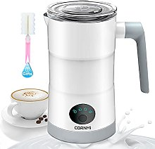 Milk Frother Electric - 4 in 1 Milk Frothers