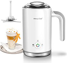 Milk Frother morpilot 3 in 1 Electric Milk Steamer