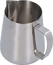 Milk Frothing Cup, Milk Frother Jug 400ml Antirust