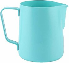 Milk Frothing Pitcher,12Oz/350Ml Stainless Steel