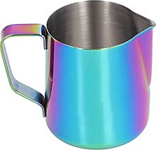 Milk Frothing Pitcher,304 Stainless Steel Milk