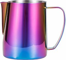 Milk Frothing Pitcher, Stainless Steel Milk