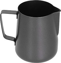 Milk Frothing Pitcher with Pointed Spout,