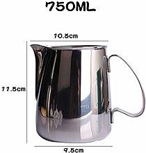 Milk Jug Cup Latte Art Coffee Machine Accessory