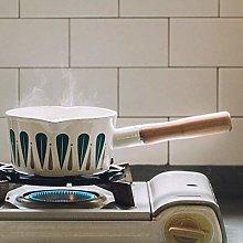 Milk pan Milk Pot Food Cooking Pot Pan Skillet