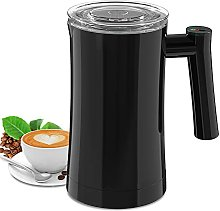 Milk Steamer, Automatic Milk Frother with Cold &