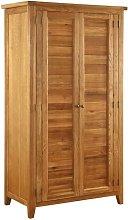 Millais Premium 2 Door Wardrobe Union Rustic
