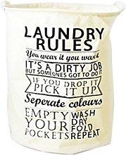 Milopon Laundry Basket Laundry Basket Storage Box
